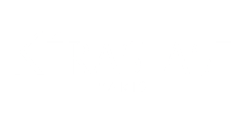 Kerastase Paris Logo White