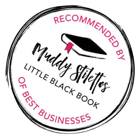 Muddy Stilettos Little Black Book Award