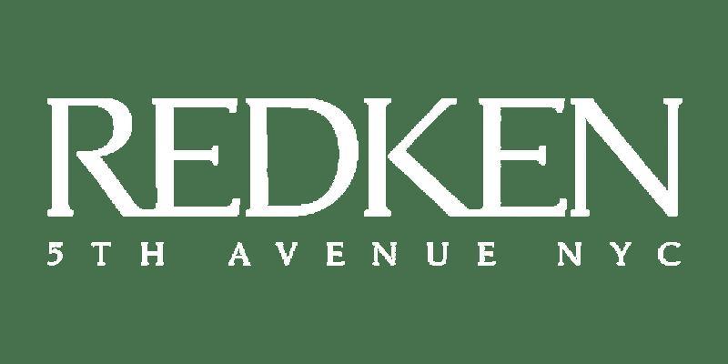 Redken Logo White