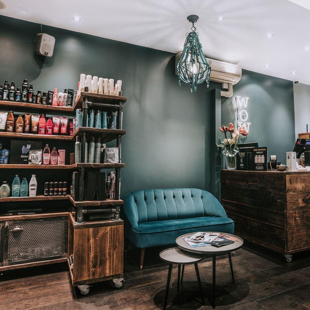 Reigate Hairdressers | Charlie Brown Hair Salon