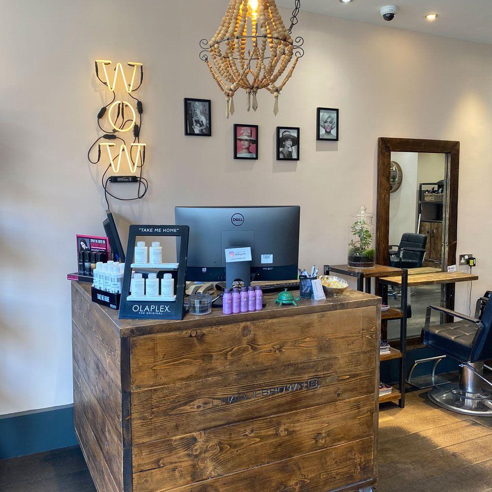 Banstead Hairdressers | Charlie Brown Hair Salon