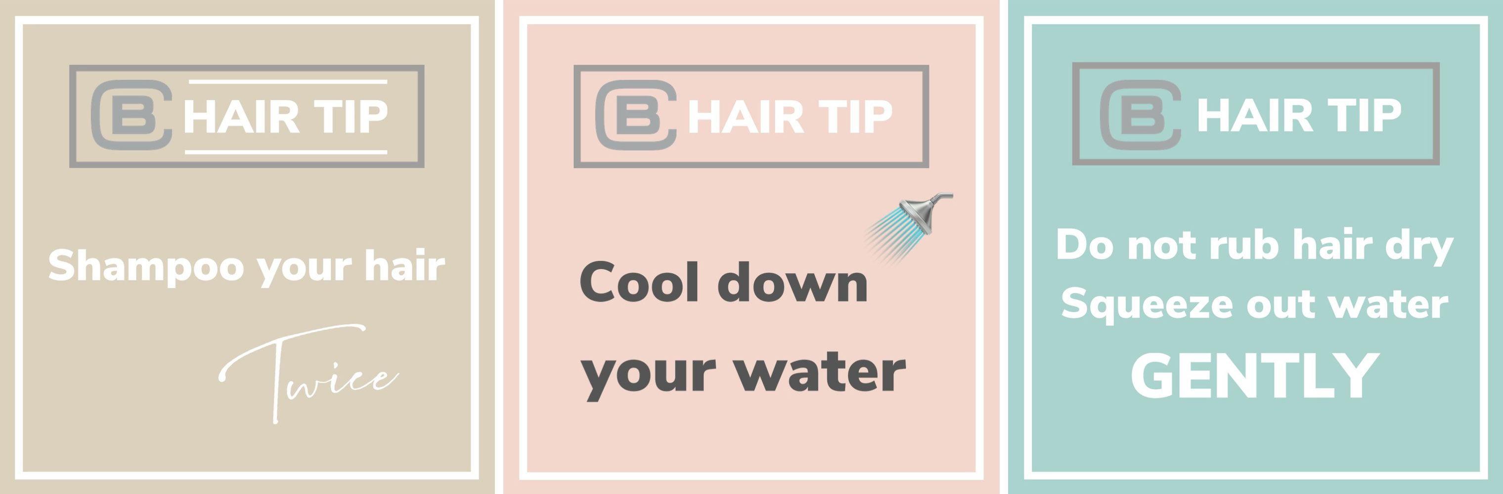 Charlie Brown 3 Washing Hair Tips